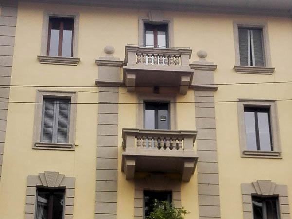 imbiancare palazzo milano